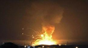 انفجار الأردن