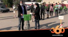 دراجات هوائية لفائدة تلاميذ أكادير لمحاربة الهدر المدرسي