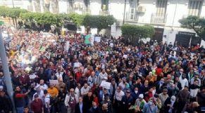 الحراك الشعبي الجزائري