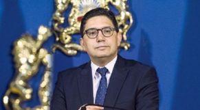 ناصر بوريطة، وزير الشؤون الخارجية والتعاون الإفريقي والمغاربة المقيمين بالخارج
