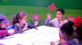 مهرجان الدار البيضاء لفنون الطفل العربي
