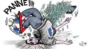 زوكربيرغ يخسر 7 مليارات دولار من ثروته بعد توقف فيسبوك