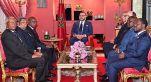 الملك ورؤساء الجمعية الجهوية الإفريقية