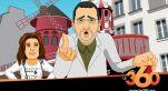 Cover_Vidéo: Le360.ma •مدرسة المشاغبين يحتفلون بعيد الحب في باريس ومن تأطير أمينة ماء العينين