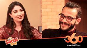 cover سوشل ستار (35): أحمد زيدان: هكذا التقيت بزوجتي المغربية وأحب لمجرد والجم