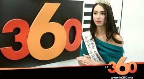 غلاف فيديو - ملكة جمال العرب : رفضت الخضوع للتجميل في لبنان وهاذ شي علاش كيعجبني الدوزي
