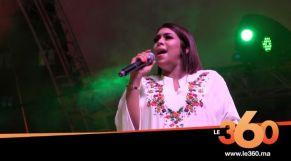 cover: نجاة رجوي تتألق بأغاني مغربية خالدة بمنصة مهرجان أصوات نسائية بتطوان