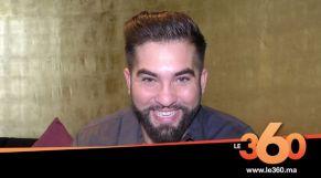 cover: Kendji Girac adresse un message en arabe à ses fans marocaines