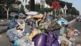 النفايات بالبيضاء