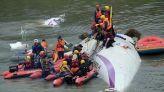 سقوط طائرة ركاب في تايوان