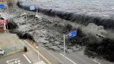 موجة تسونامي