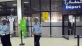شرطة مطار محمد الخامس