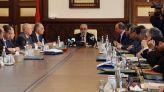 اجتماع مجلس الحكومة