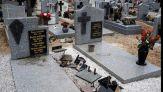 تدنيس مقبرة