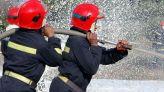 عناصر من الوقاية المدنية