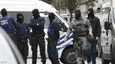 سلطات بلجيكا تداهم