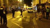 تفجيرات ملعب باريس