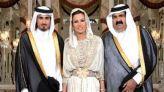 الأسرة الحاكمة في قطر