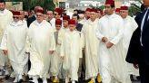 الأمير مولاي الحسن يؤدي صلاة الاستسقاء