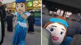 الشرطة الدينية السعودية تعتقل دمية!