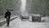 أمطار وثلوج