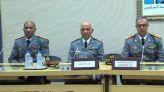 الجنرال بوسيف مفتش الوقاية المدنية