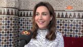 """غلاف فيديو... Elsa Zylberstein: """"J'ai un projet avec Nabil Ayouch"""""""