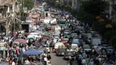 اكتظاظ القاهرة