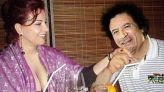 القذافي وزوجة بنعلي