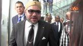 غلاف فيديو...Union Africaine: Arrivée, discours et départ du roi