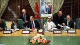شراكة مغربية قطرية لبناء سد بكلميم