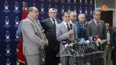 العثماني التحالف الحكومي