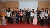 تتويج خمسة تلاميذ مغاربة في الأولمبياد الدولية للرياضيات بالبرازيل