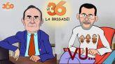 cover Video - Le360.ma •العثماني  والحبيب المالكي في ضيافة لابريكاد 36
