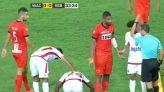 حديث العربي ناجي مع حكم المباراة