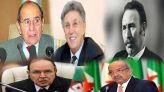 مسؤولون جزائريو الجنسية