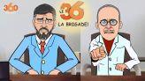 غلاف فيديو - عمدة الدار البيضاء وممثل رجال التعليم المتغيبين في ضيافة لابريكاد