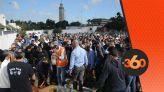 cover vidéo:Le360.ma •لحظة دفن جثمان الإعلامي نورالدين كرم