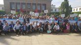 احتجاج وكلاء التأمين 4