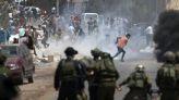 مواجهات فلسطين إسرائيل