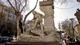 تمثال عين فوارة