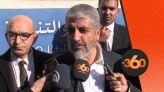 cover - Video -Le360.ma • خالد مشعل يشكر الملك على مساندته في قضية القدس