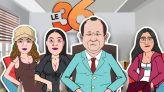 "cover Video - Le360.ma • La brigade ""Ahizoune et bent settati"