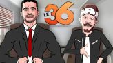 cover Video - Le360.ma • La brigade Saad et Badr Hari