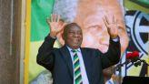 الرئيس الجنوب إفريقي سيريل رامافوزا