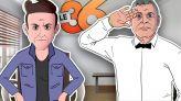 غلاف فيديو - بريكاد 36 : اعتقال حاتم ايدار والستاتي بسبب اغنيتهما