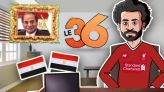 cover Video - Le360.ma •La brigade du Caire convoque Mohamed Salah