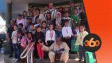 """cover Video -Le360.ma • مؤسسة """"أمل"""" لمرضى القصور الكلوي تحتفي بالأطفال بحضور رياضيين وفنانين"""