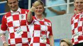رئيسة كرواتيا