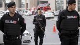 شرطة تركيا